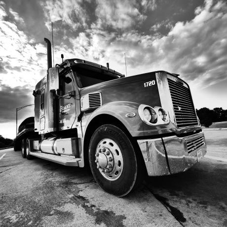 Truckstop fun..